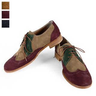 Buy Purplow Oxford Shoes 1022579626