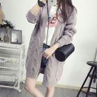 Long Cable-Knit Cardigan 1596