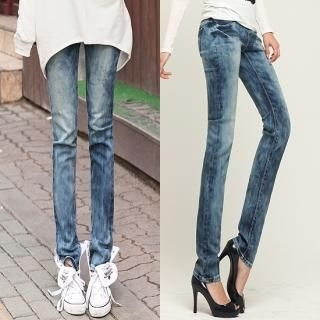 Buy Blue Is Skinny Jeans 1022106611