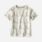 Kids Cactus Print Short-Sleeve T-shirt 1596