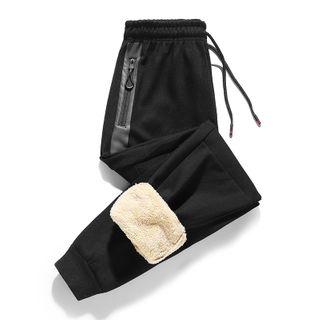 Image of Fleece Lined Sweatpants / Set of 2
