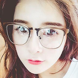 Half Frame Glasses Frame 1052840918