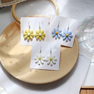 Image of Acrylic Daisy Dangle Earring