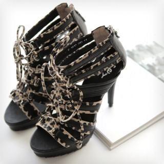 Buy MALL-LA Strap Sandals 1022858924