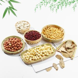 Image of Bamboo Tray Photography Props