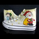 Christmas Gifts High-Top Canvas Sneakers от YesStyle.com INT