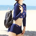 Set: Cropped Rashguard + Swim Bottom 1596