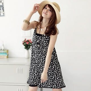 Buy OrangeBear Dotted Sundress 1022923267