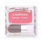 Canmake - Powder Cheeks SPF 25 PA++ (#PW37 Rose Red) 1 pc 1596