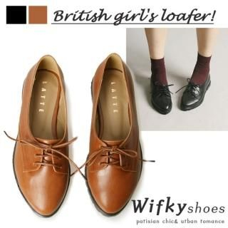 Buy Wifky Lace-Up Oxfords 1023054145