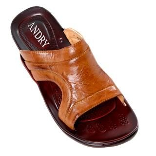 Picture of ANDRY Cutout Side Sandals 1020427493 (Sandals, ANDRY Shoes, China Shoes, Mens Shoes, Mens Sandals)