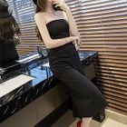 Strapless Cropped Jumpsuit от YesStyle.com INT