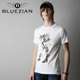 Picture of BLUEZIAN Printed Tee Shirt 1022831613 (BLUEZIAN, Mens Tees, South Korea)