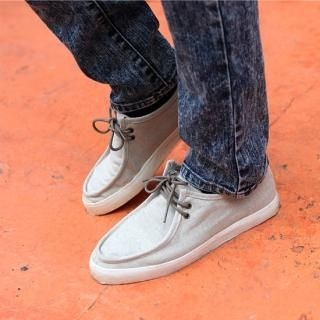 Picture of Groove9 Lace-Up Loafers 1022481190 (Loafer Shoes, Groove9 Shoes, Korea Shoes, Mens Shoes, Mens Loafer Shoes)