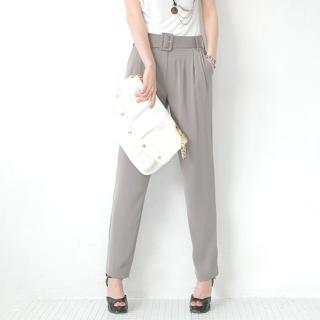 Picture of AKA Belted Dress Pants 1022325300 (Womens Dress Pants, AKA Pants, South Korea Pants)