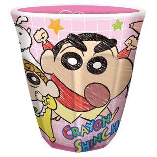 Crayon Shin-Chan Printed Plastic Cup (Pink) 1063575013