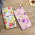 Printed Case for iPhone 6 / 6 Plus 1596