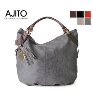 Buy AJITO Faux-Leather Shoulder Bag 1021696572