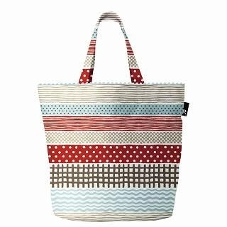 Buy ROOTOTE Pile Tote Bag [ROOTOTE MEDIUM - Effie-F] Off-White – One Size 1021096832