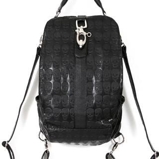 Buy REDOPIN Faux-Leather Backpack 1022539437