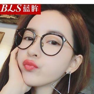 Round Computer Glasses 1059657151