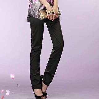 Buy Tokyo Fashion Elasticized Slim-Fit Pants 1022411818
