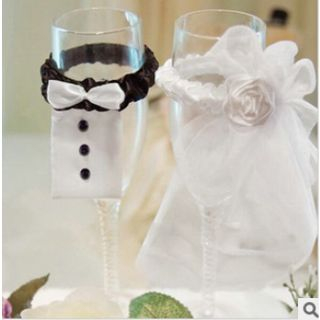 Wedding Champagne Cup Set 1054255215