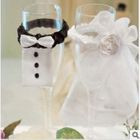 Wedding Champagne Cup Set 1596