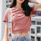 Print Short-Sleeve T-shirt 1596