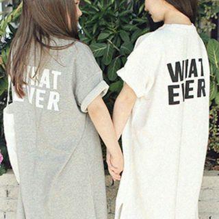 Short-sleeve | T-Shirt | Dress | Kid