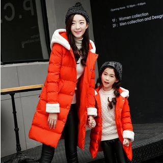 family-matching-hooded-padded-coat