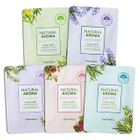 Tony Moly - Natural Aroma Mask Sheet 1pc (5 Types) #03 Rose Wood