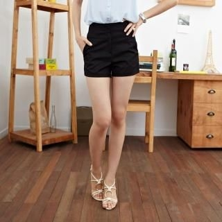 Buy STYLEKELLY High-Waist Shorts 1022940207