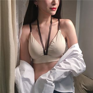 Image of Strapped Bra Top