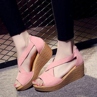 Platform | Sandal | Wedge