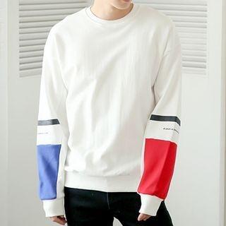 Color-Block Sweatshirt 1053285374