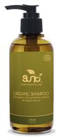 Sunki - Organic Shampoo With Organic Argan Oil 220ml 1054370348