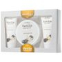 Derma V10 - Vanilla Body Selection Set (3 items) : Body Butter + Body Scrub + Body Wash 3 pcs