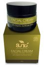 Sunki - Facial Cream With Organic Sunflower Seed 50ml 1596