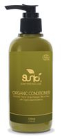 Sunki - Organic Conditioner with Organic Sesame 220ml 1596
