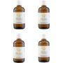 Image of Akiku Aroma - Multi-Purposes Blended Body / Massage Oils Value Set : Detox Blend Body & Massage Oil + Immune Booster Body & Massage Oil + Lavender Blend Body & Massage Oil + Rejuvenate Rose Blend Body & Massage Oil 100ml x 4 pcs