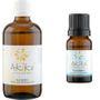 Image of Akiku Aroma - Lavender Value Set : Lavender Blend Body & Massage Oil + France Lavender Pure Essential Oil 2 pcs