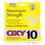 Mentholatum  OXY 10 Maximum Strength AcnePimple Medication 25g