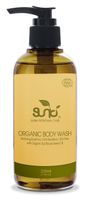 Sunki - Organic Body Wash with Organic Sunflower Seed 220ml 1596