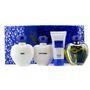 Moschino - Toujour Glamour Coffret: Edt Spray 100ml/3.4oz+ Body Lotion 100ml/3.4oz+ Shower Gel 100ml/3.4oz+ Body Gel 50ml/1.7oz