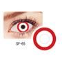 GEO - Special Lens SF-65 (Red & White) [P-0.00 ONLY] P-0.00 (1 piece) P-0.00 (1 piece) 1057799382