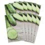 NATURE REPUBLIC - Real Nature Mask Sheet (Cucumber) 10 pcs - Product Details