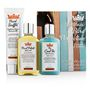 Anthony - Shaveworks Bare Perfection Kit: Shave Cream 150g + Targeted Gel Lotion 156ml + Body Oil 156ml 3 pcs 1049180168