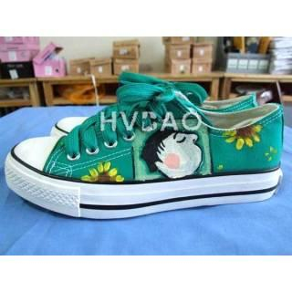 Dreamers Canvas Sneakers