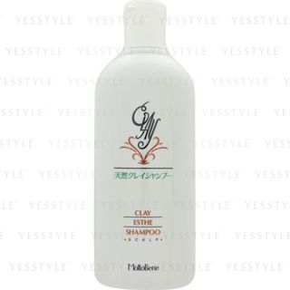 CLAY ESTHE - Shampoo 330ml 1062549298